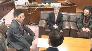 北朝鮮に拉致された横田めぐみさん=失踪当時(13)=の母早紀江さん(81)と...