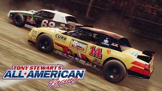 Tony Stewart's All-American Racing - Peleando por el primer puesto 🏁