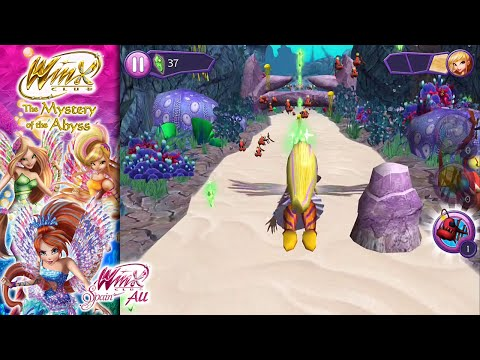 Review APP Winx The Mystery of the Abyss