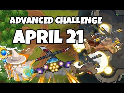 BTD6 Advanced Challenge - Tribute - April 21 2019