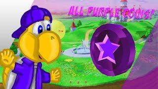 Mushroom Kingdom Purple Coin Guide ll Super Mario Odyssey: Road to 100%