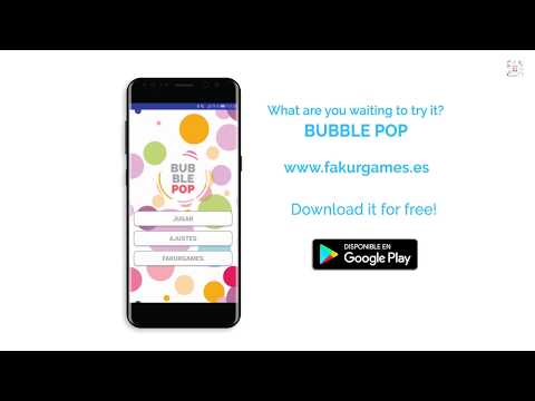 Bubble Pop - Android Game