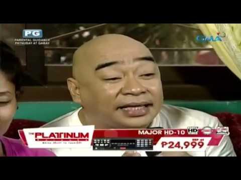 Platinum Karaoke sponsors Eat Bulaga