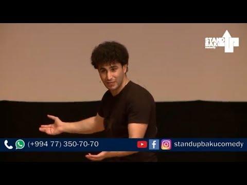 Ülvi Həsənli (Stand UP Baku 10-cu şou)