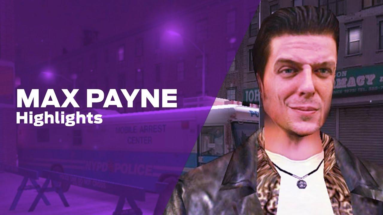 Max Payne Stream