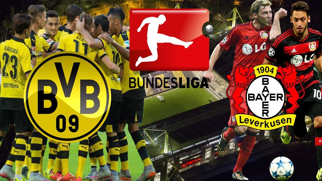 Bvb Vs Leverkusen