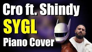 SYGL - CRO feat. SHINDY | Piano Cover