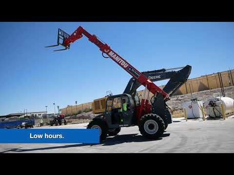 Manitou Reach Forklifts for Sale in Las Vegas