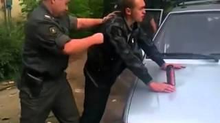 Пермская полиция задерживает пьяниц