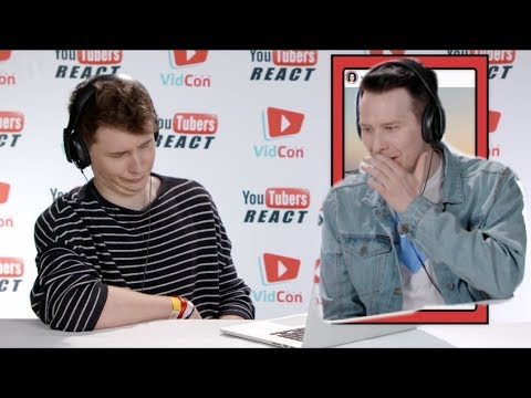 Dan And Phil On Youtubers React To Feed Your D&p Deprived Souls