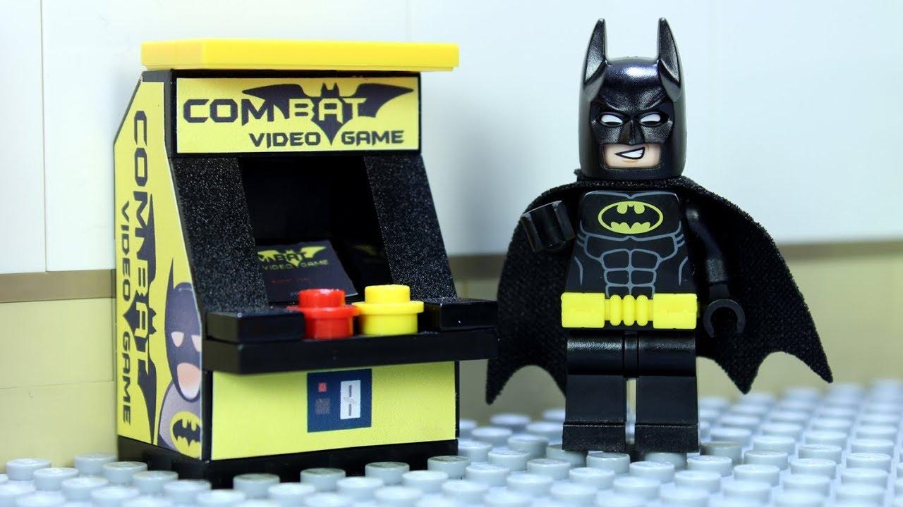 Lampada Lego Batman : Lego batman arcade 6 video game movie youtube
