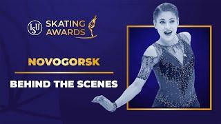 Behind the Scenes Novogorsk ISUSkatingAwards 2021