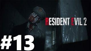 Resident Evil 2 (13) — Komendant