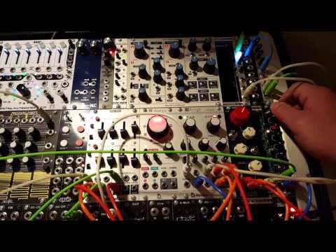 Mutable Instruments Rings & RYO Aperture / Penta