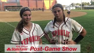 Post-Game Show - Softball vs. Willard