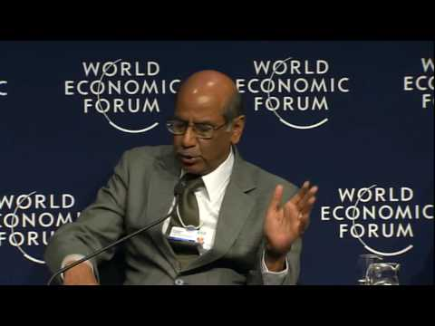Davos Annual Meeting 2010 - India's Future Agenda