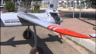 اول طائرة بدون طيار عربية جزائرية