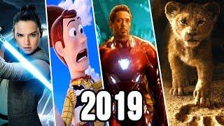 Top 9 FILME die du 2019 sehen solltest!