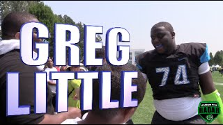 OL Greg Little '16 : Allen High (Allen, TX) TheOpening UTR Spotlight 2015