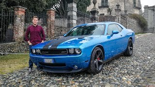 Dodge Challenger SRT 6.1 Hemi - 425cv di Ignoranza Made in USA!