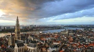 видео Антверпен (город в Бельгии)