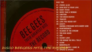 BeeGees Their Greatest Hits The Record Disco 2 Completo
