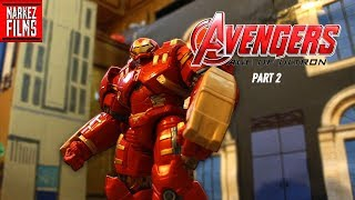 Avengers Age Of Ultron Part 2 Stop Motion Film series