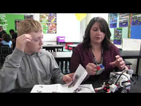 Raytown South Middle School Lego Robotics Club