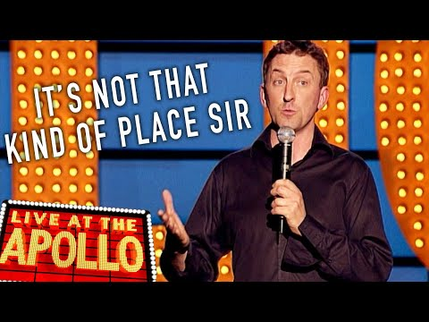 Lee Mack Gets The Full Monty   Live At The Apollo   BBC Comedy Greats