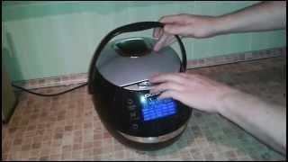 Домашние видео рецепты: пирог с черной смородиной в мультиварке