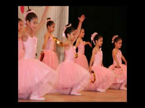 54ca42d73 باليه الوردة الحمراء للاطفال - The Red Rose Ballet - YouTube