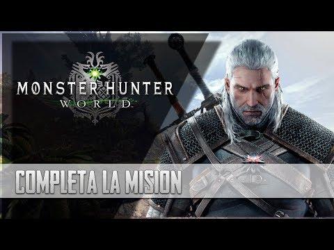 [Masa Guía] Monster Hunter World - Completa la misión de GERALT al 100% [Español] thumbnail