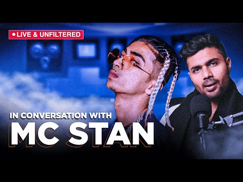 In Conversation with @MC STΔN    LIVE & UNFILTERED