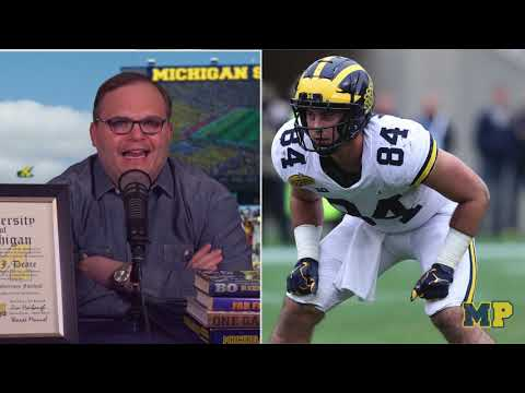 Michigan Podcast #064 | Peach Bowl Preview and Mixed Feelings