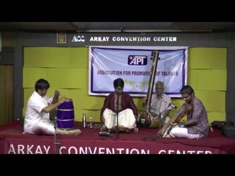 Association for Promotion of Talents-Vikram Raghavan Vocal