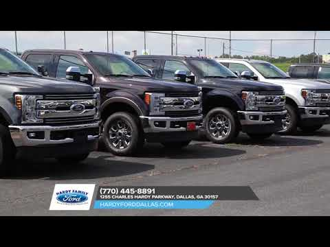 Ford Dealers In Ga >> Hardy Ford Frank Intro Dallas Ga Ford Dealer Dallas Ga