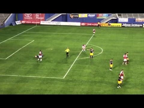 DALLAS CUP ARSENAL FC VS RED BULL BRASIL