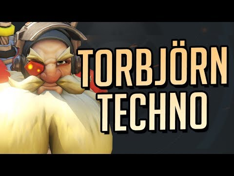 TORBJORN TECHNO(Remix with Overwatch Sounds)