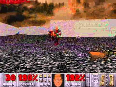 Paul's Gaming - Doom 2 wads - BIGMAZE + BIGMAZE2  