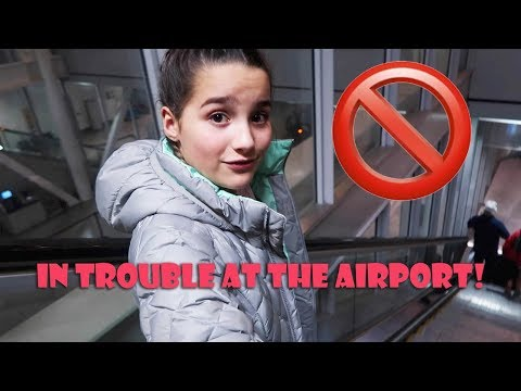Trouble at the Airport 🚫 (WK 358.4) | Bratayley