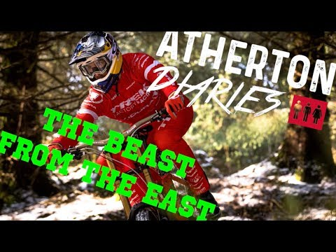 TEAM TACKLES THE BEAST FROM THE EAST -  Atherton Diaries Ep 18