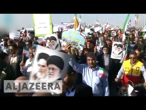 Iran protests: Head of army declares end of unrest 🇮🇷