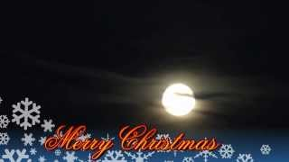 Last Full Moon of 2014 - Merry Christmas from Catalina AZ