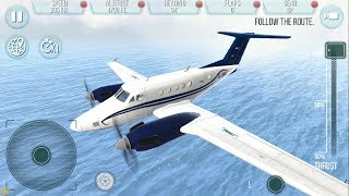 Take Off Flight Simulator - New Skin Unlocked | Airplane Games 2018 - Android GamePlay