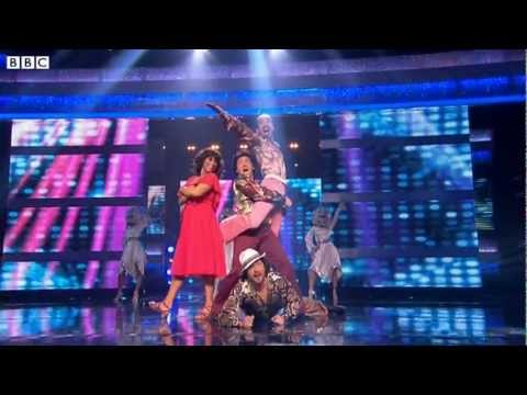 Fatima and The Cuban Brothers Dance to The Bee Gees – Let's Dance for Sport Relief 2012 – BBC One