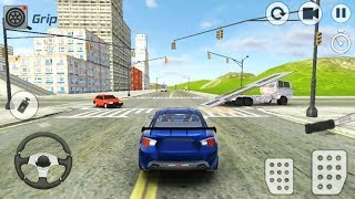 Vehicle Simulator - Top Bike & Car Driving in City - Android Gameplay FHD