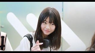 1일 인천 중구 공항로 인천국제공항 제1여객터미널로 출국하는 AKB48 치...