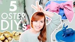 5 kreative Ostergeschenke zum selber machen Oster DIY  (PP)
