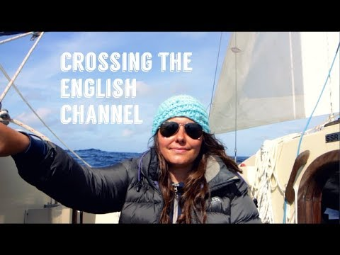Crossing The English Channel On A Small Catamaran | Sailing Kittiwake – Ep. 3