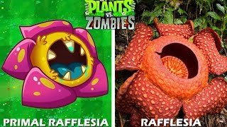 Plants Vs Zombies 1&2 All Characters in Real Life Compilations thumbnail